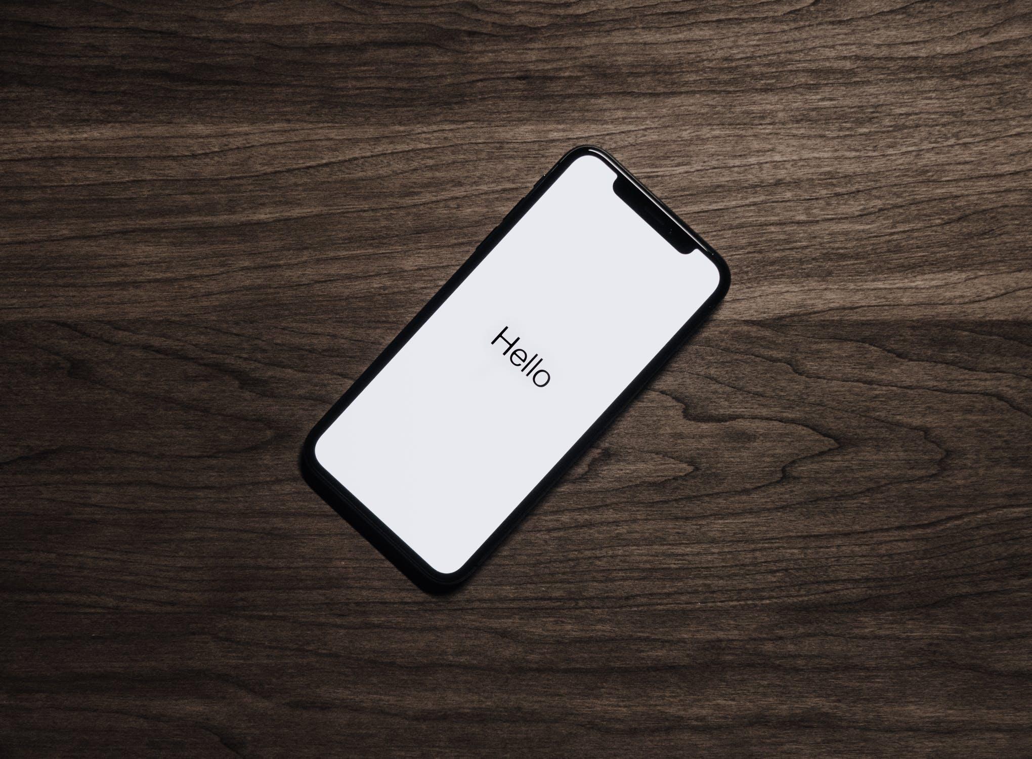 Create a customized phone vibration: